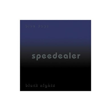 Blue Days Black Nights Embossed Vinyl