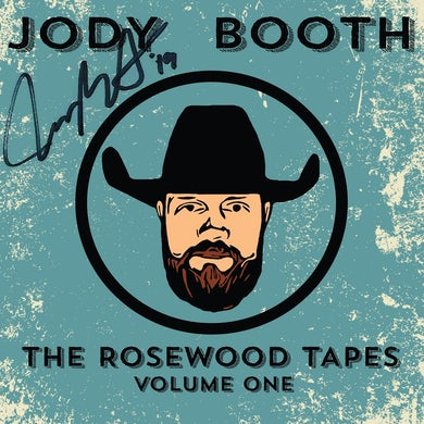 Jody Booth - The Rosewood Tapes Volume One EP (Autographed) CD