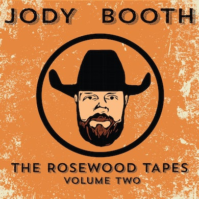 Jody Booth - The Rosewood Tapes Volume Two EP CD