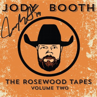 Jody Booth - The Rosewood Tapes Volume Two EP (Autographed) CD