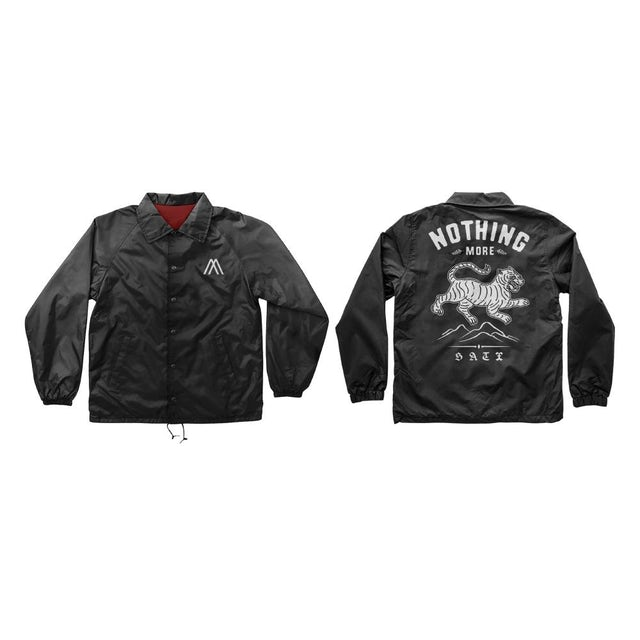 Nothing More - Tiger Coaches Jacket