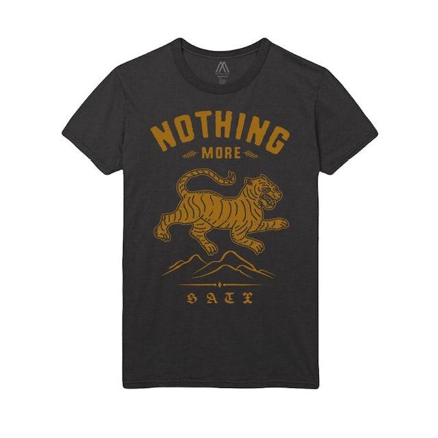 Nothing More - T-Shirt - Tiger