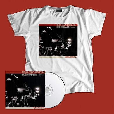 Signed CD and T-shirt Bundle