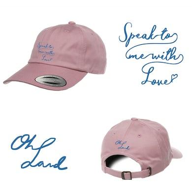 Oh Land - Dad Hat (Pink)