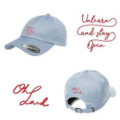 Oh Land - Dad Hat (Powder Blue)