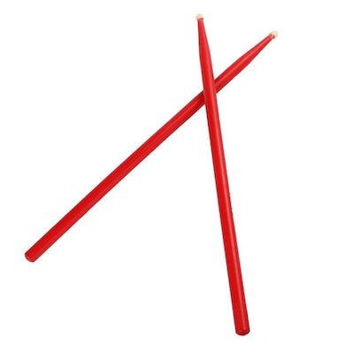 Red - Signed Drumsticks