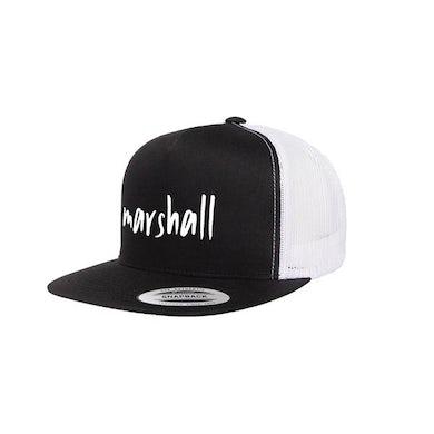 Marshall - Logo Snapback Hat