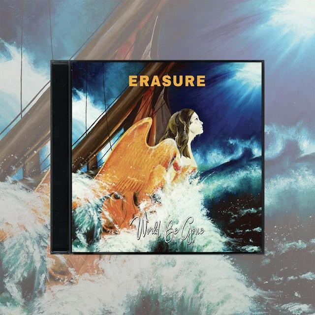 Erasure - World Be Gone CD