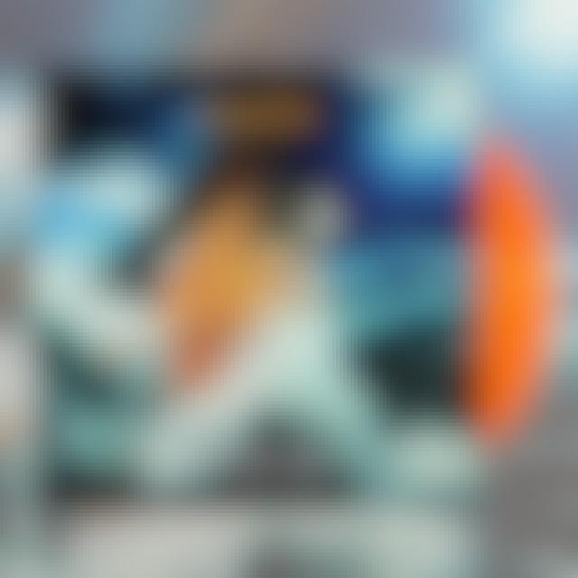 Erasure - World Be Gone Limited Edition Orange Vinyl