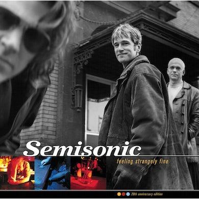Semisonic - Feeling Strangely Fine 20th Anniversary Reissue CD Signed