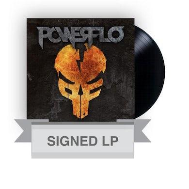 Powerflo - Signed Standard Vinyl Black