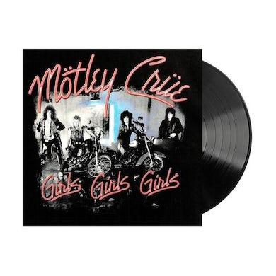 Mötley Crüe Girls Girls Girls Vinyl