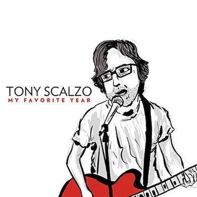 Fastball Tony Scalzo - My Favorite Year CD