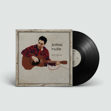 Joshua Radin - Here, Right Now Vinyl