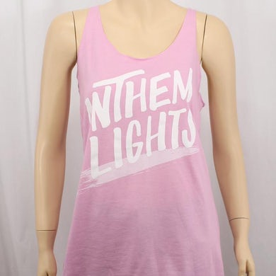 Anthem Lights - Pink Tank Top