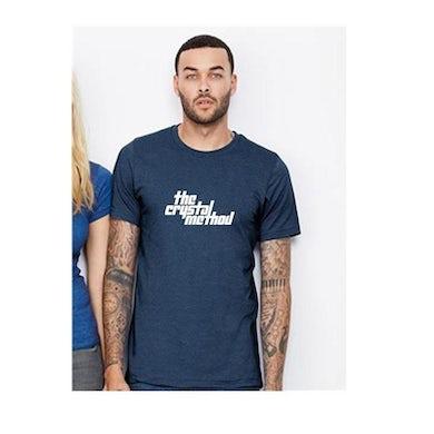 The Crystal Method - Limited Edition TCM Logo T-Shirt