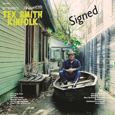 Signed Kinfolk Vinyl