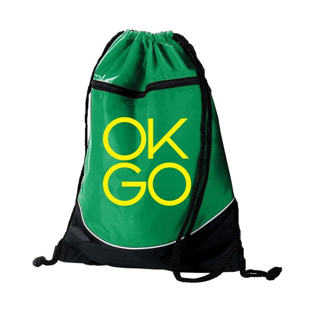 Ok Go Drawstring Bag