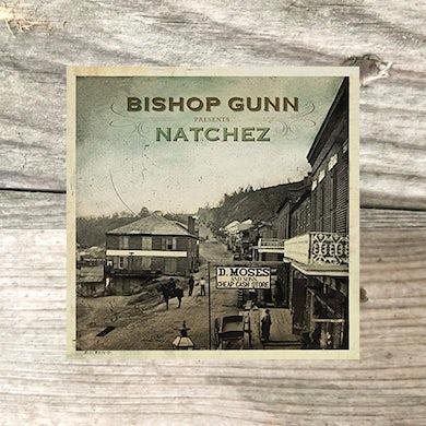 Bishop Gunn - Natchez 12 Inch Vinyl Record