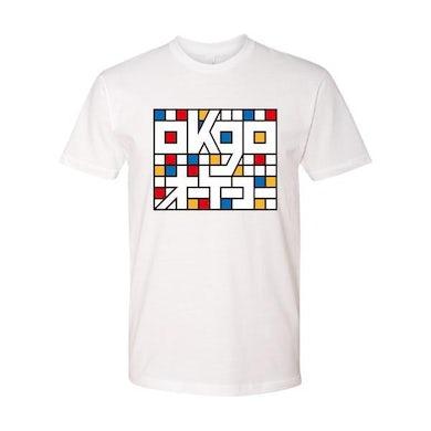 Ok Go Pixel Youth Tee