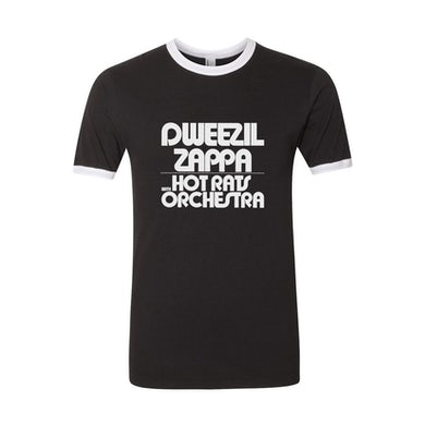 Dweezil Zappa - Hot Rats Orchestra LIVE Ringer Tee