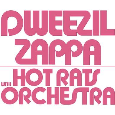Dweezil Zappa - Hot Rats Orchestra Screen Printed Poster (Pink)