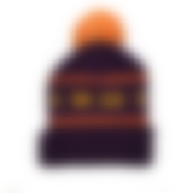 Ok Go Wisco Hat (Purple and Gold)