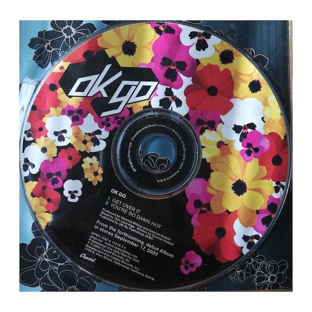 Ok Go Get Over It CD (Single)
