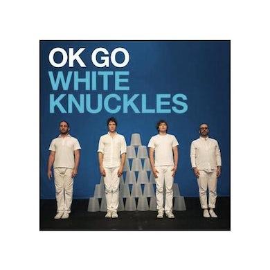 """Ok Go White Knuckles 10"""" Vinyl"""