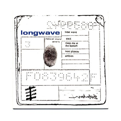 Longwave - White 5 Song EP (Vinyl)
