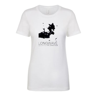 Secrets Are Sinister Ladies Tee (White)