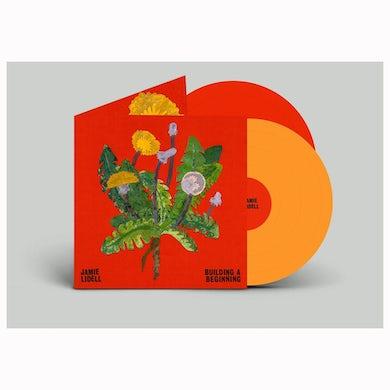 Limited Edition Vinyl (Red and Yellow)