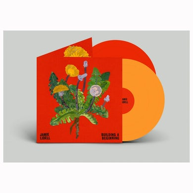 Jamie Lidell - Limited Edition Vinyl (Red and Yellow)