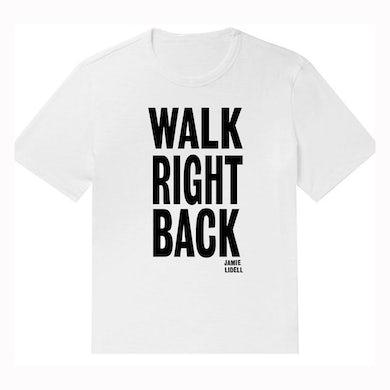 Walk Right Back Tee