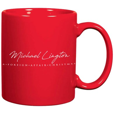 Michael Lington - A Foreign Affair Christmas Mug