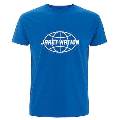 Jaret Reddick - Jaret Nation Tee (Royal Blue)