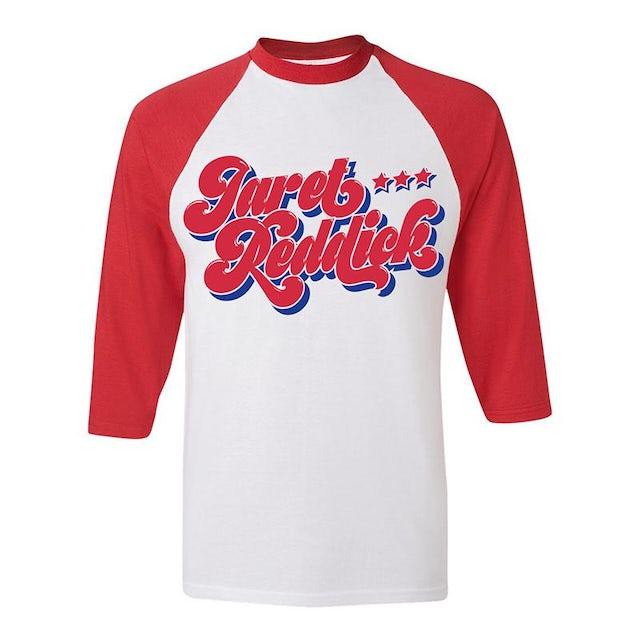 Jaret Reddick - Swirly Logo Baseball Tee