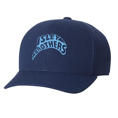 The Isley Brothers - FlexFit Logo Hat (Navy)