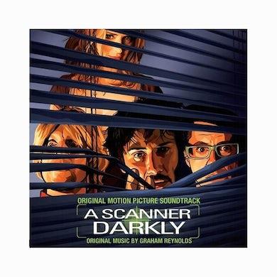 Graham Reynolds - A Scanner Darkly CD (2006)