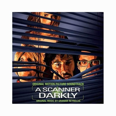 Graham Reynolds - A Scanner Darkly Vinyl (2006)