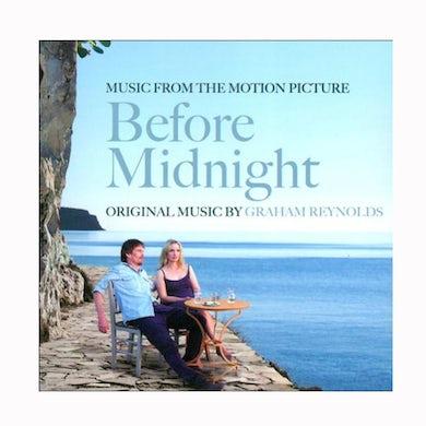Graham Reynolds - Before Midnight CD (2013)