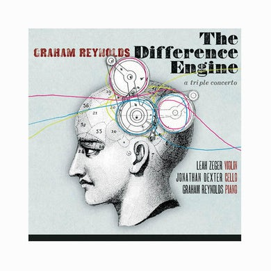 Graham Reynolds - The Difference Engine CD (2011)