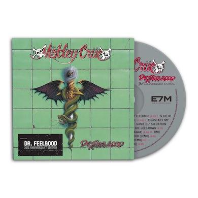 Mötley Crüe - 30th Anniversary Dr. Feelgood CD