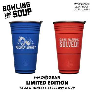 Bowling For Soup - Reddick & Burney 2020 WYLD Cup