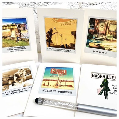 Jackie Bristow - Personalized Jackie Bristow cards by paper love boutique - 6 pack of cards (PRESALE FALL 2020)
