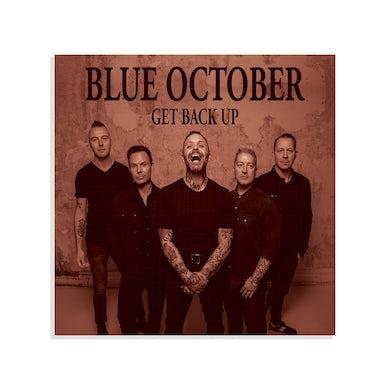 Blue October - Get Back Up Band Photo Poster