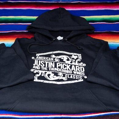 Justin Pickard - Hoodie