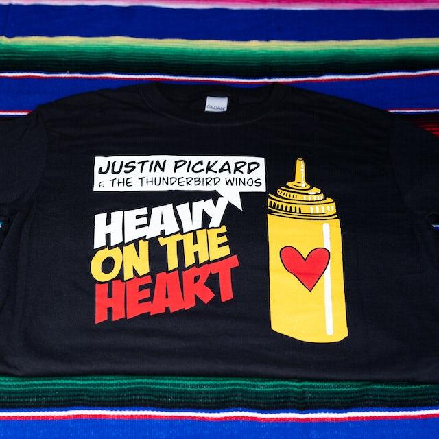 Justin Pickard - Mustard Bottle Tee
