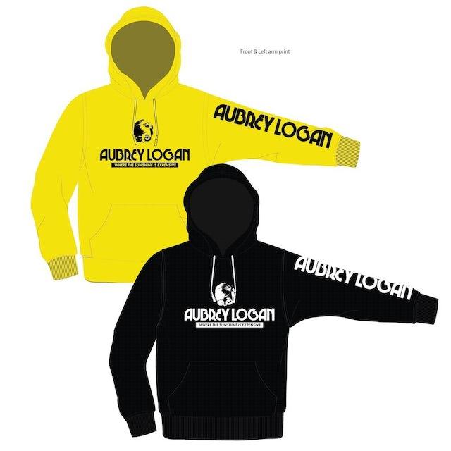 Aubrey Logan - Unisex Hoodie (Yellow)