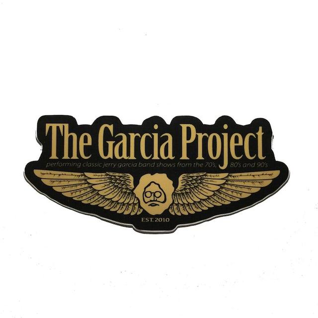 The Garcia Project - Logo Sticker
